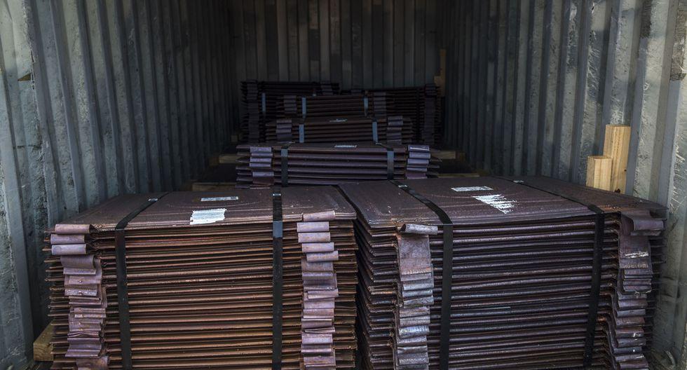 El brote de coronavirus ha afectado las actividades económicas en China, uno de los mayores consumidores de metales en el mundo. (Foto: Bloomberg)