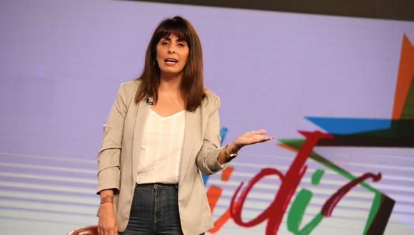 Carla García pidió renovación en la dirigencia del Apra (Foto: Britannie Arroyo/GEC)