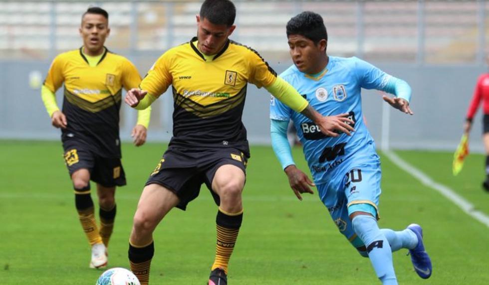 Cantolao derrotó 3-2 a Binacional en el Estadio Nacional   Fotos: @LigaFutProf
