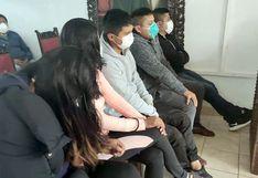 Cusco: prisión preventiva para cinco policías que fueron detenidos por beber licor durante cuarentena