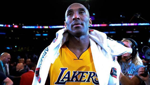 Kobe Bryant fue uno de jugadores más emblemáticos de la NBA. (Foto: NBA)