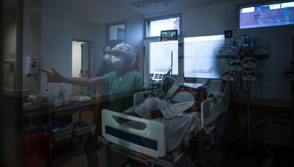 Coronavirus en Argentina | Últimas noticias | Último minuto: reporte de infectados y muertos hoy, domingo 01 de agosto del 2021 | Covid-19 | (Foto: EFE/ Juan Ignacio Roncoroni).