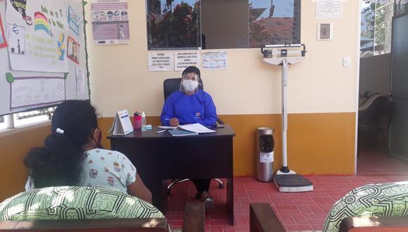 Implementarán cuatro centros de salud mental para ayudar a personas afectadas por la pandemia (Foto: Diresa Junín).