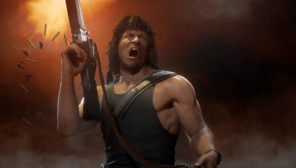 Mortal Kombat 11 Ultimate sumará a Rambo, Mileena y Rain. (Difusión)