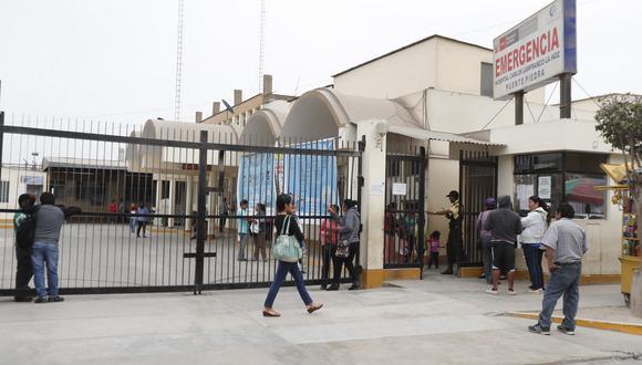 Detectan deficiencias en recepción y distribución de oxígeno en el hospital de Puente Piedra. (Foto: Archivo GEC)