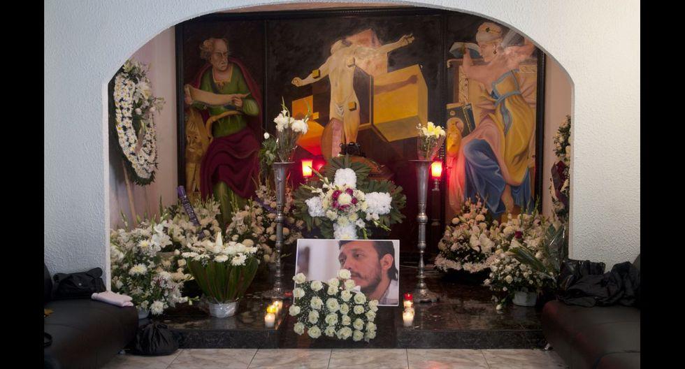 México despide a fotoperiodista asesinado y clama justicia - 5