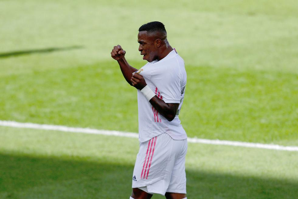 Real Madrid enfrentó al Levante por LaLiga