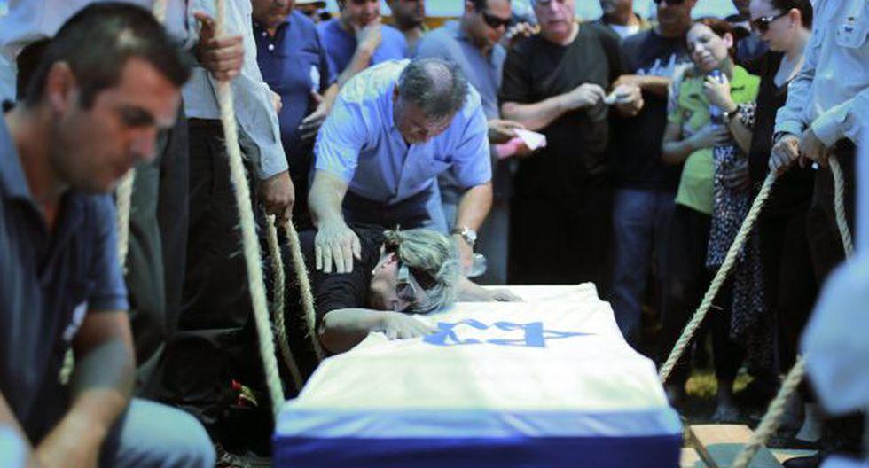 """Israel: """"Siete soldados han muerto en las últimas 24 horas"""""""