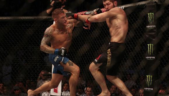 UFC 242 | Khabib vs. Poirier: mira las mejores imágenes del evento. (Foto: Reuters)