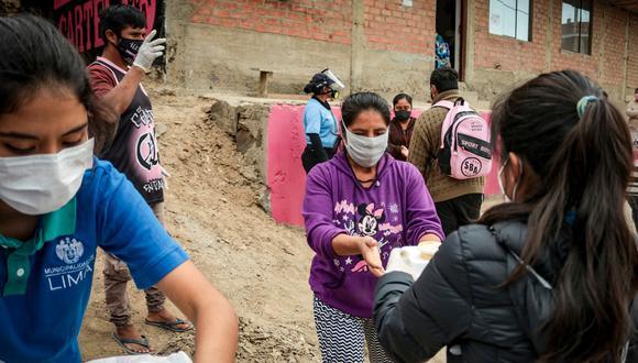 'Barras de Cambio' es el proyecto que beneficiará a barristas del campeonato local. (Foto: Municipalidad de Lima)