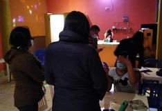 Arequipa: detectan cerca de 40 mujeres víctimas de explotación sexual en bares de Chala