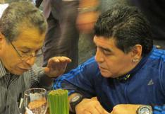 Diego Armando Maradona: así fueron sus encuentros con el diario El Comercio
