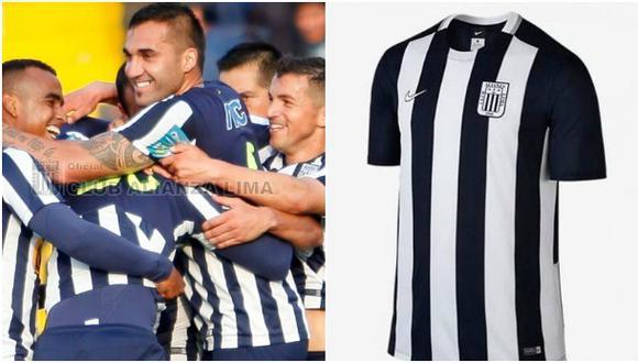 Alianza Lima: esta es la camiseta que circula en redes sociales
