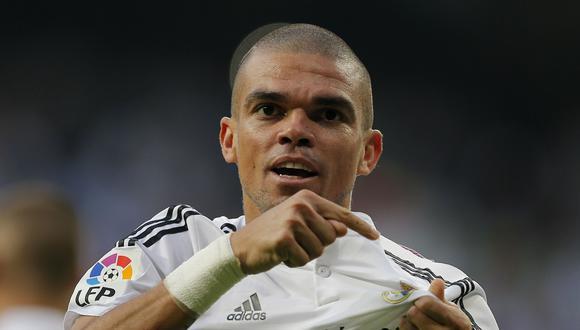 Pepe deja el Real Madrid luego de 10 exitosos años, en los que  ganó tres Champions League. (Foto: AFP)
