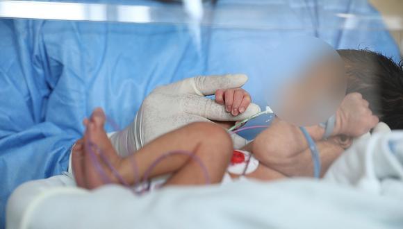 Nace el segundo bebe con coronavirus en el Perú. (Foto: Essalud/Referencial)