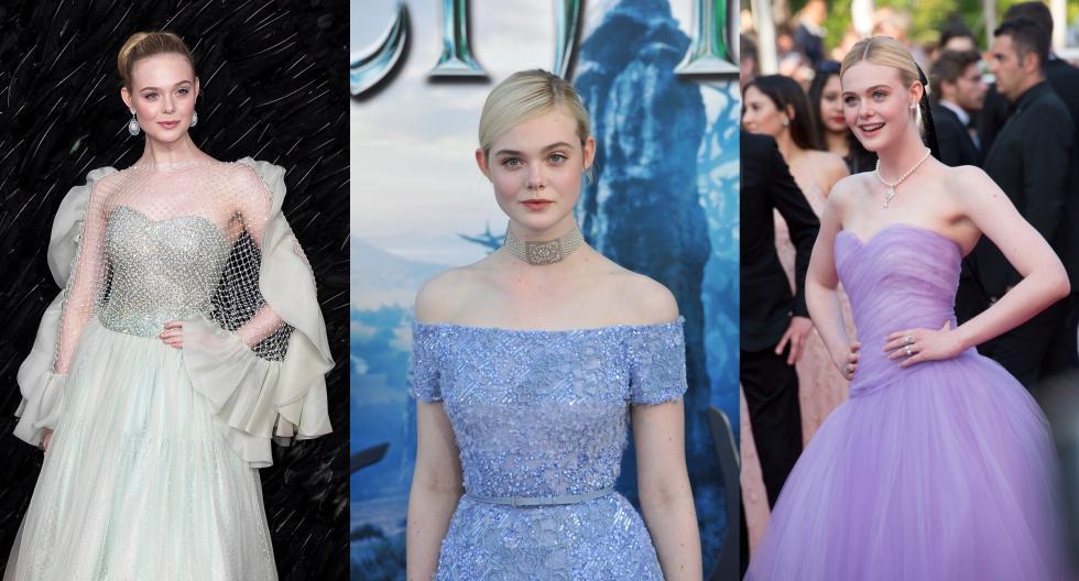 En el 2014, Elle Fanning fue elegida como la actriz que encarnaría a 'Aurora' en la cinta 'Maléfica', inspirada en el clásico de Disney La Bella Durmiente. Desde ese entonces, la joven intérprete no ha dejado de brillar con cada uno de sus looks.
