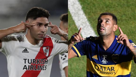 Boca y River disputarán su próximo duelo en la Bombonera. (Foto: AFP)