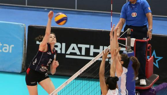 La Liga Nacional Superior de Voleibol Femenino juega su séptima jornada del 7 al 9 de febrero.
