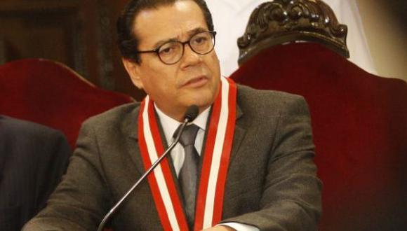 La justicia peruana no admite injerencia externa en su fuero