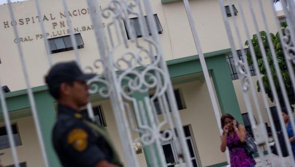 Contraloría ya había advertido carencias en Hospital de la PNP