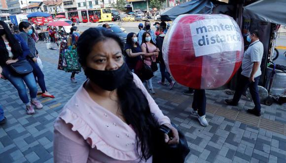 Coronavirus en Colombia   Últimas noticias   Último minuto: reporte de infectados y muertos hoy, viernes 18 de diciembre del 2020   Covid-19   EFE/ Mauricio Dueñas Castañeda