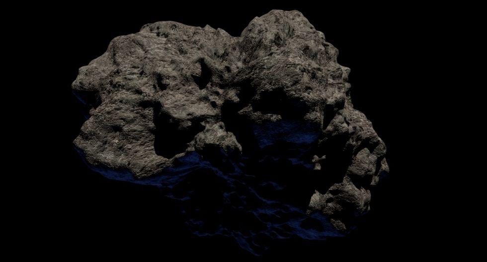 El asteroide se encuentra a aproximadamente 5,2 millones de kilómetros de la Tierra. (Referencial - Pixabay)