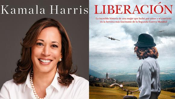 """""""Nuestra Verdad"""" de Kamala Harris y """"Liberación"""" de Imogen Kealey son algunos de los títulos disponibles. (Foto: Editorial Planeta)"""