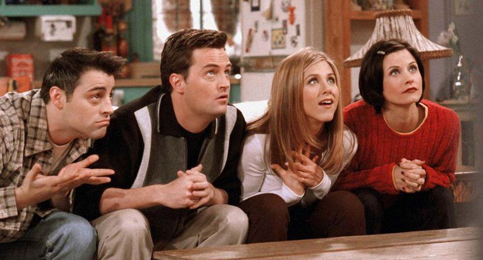 """Tras diez temporadas al aire, el 6 de mayo de mayo de 2004, """"Friends"""" transmitió """"The Last one"""", el último capítulo de una de las series más famosas de la historia de la televisión"""