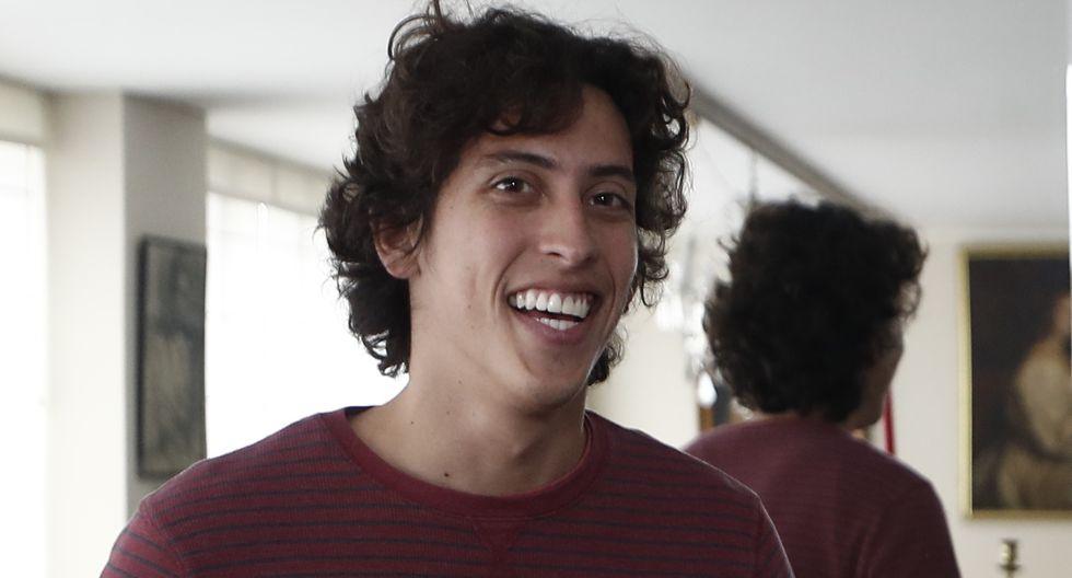 Mateo Garrido Lecca, locutor radial y humorista. Foto: César Campos/ El Comercio.