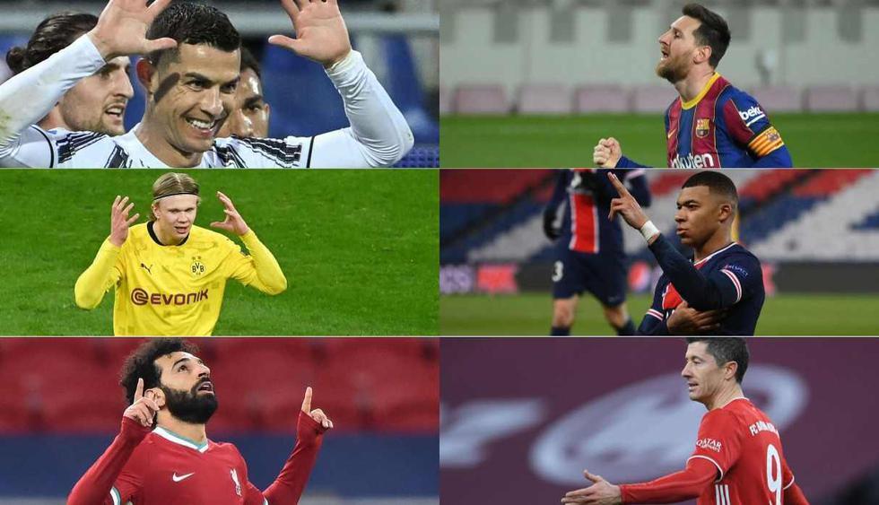 Bota de Oro 2021: así va la clasificación para reconocer al mejor goleador de Europa. (Foto: AFP)
