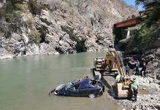 Apurímac: cuatro miembros de una familia murieron tras vuelco del auto en que viajaban