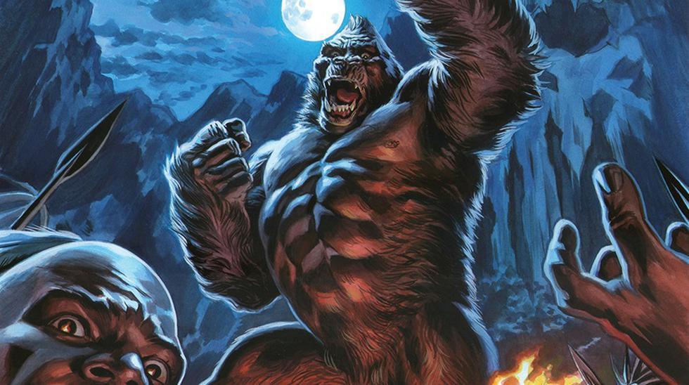 """""""King Kong: Skull Island"""": la película versus los cómics - 2"""