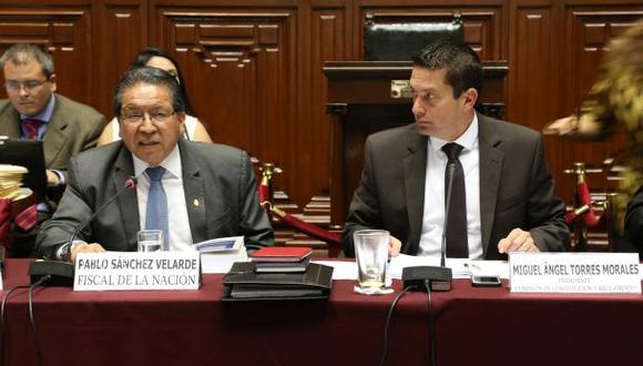 Ministerio Público prevé ampliar plazo de detención preventiva