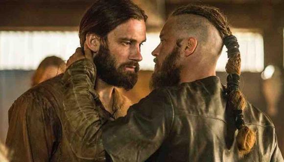 """""""Vikings"""" hizo su debut en History Channel en 2013, y aunque originalmente se planeó como una miniserie, fue tan bien recibida que se convirtió en serie (Foto: History Channel)"""
