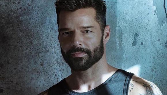 """Ricky Martin presentó la primera parte de su álbum """"Pausa/Play"""", bajo el título de """"Pausa"""". (Foto: @ricky_martin)"""