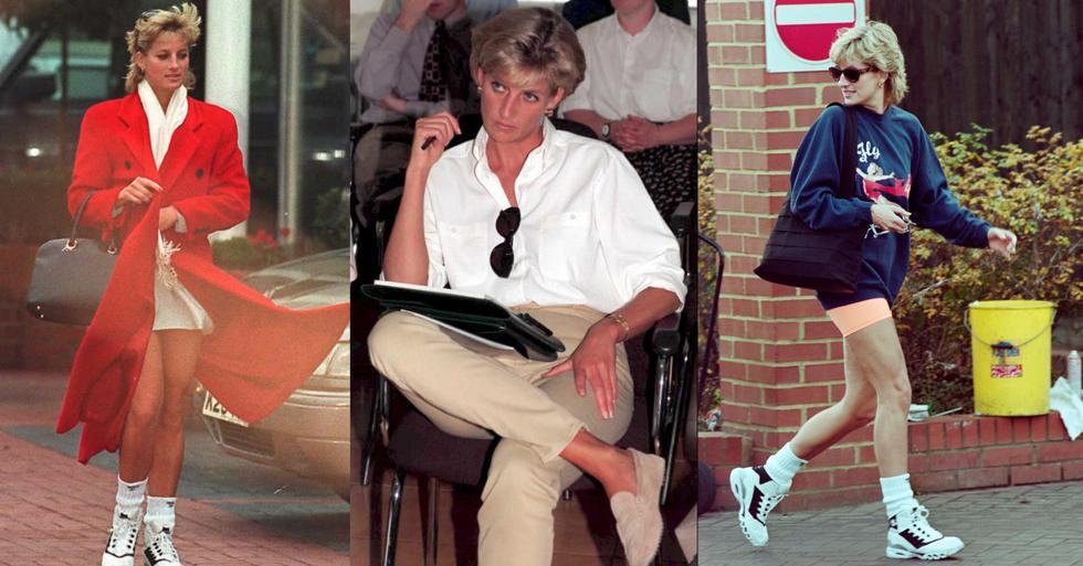 La princesa Diana de Gales es hasta hoy un referente importante en el mundo de la moda. En esta galería, recopilamos algunas de sus tenidas casuales más aplaudidas, que bien podría lucir cualquiera en la actualidad. (Fotos: AFP)