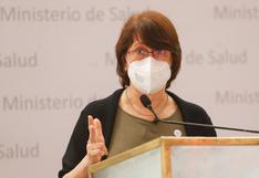 Comisión Especial COVID-19 pedirá a Mazzetti que precise fechas del calendario de vacunación