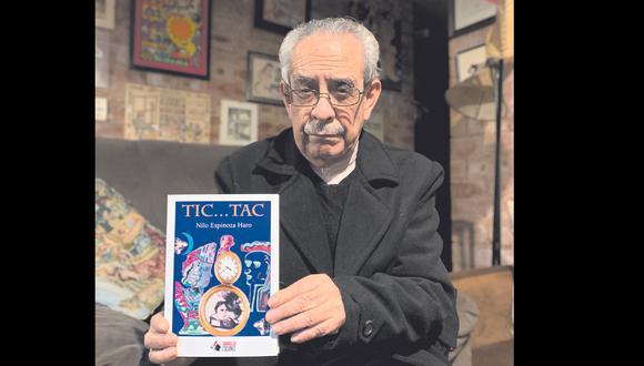 Nilo Espinoza Haro (Archivo personal)