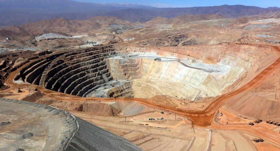 China logró producir 1.600 toneladas métricas finas (TMF) de cobre en el 2019.