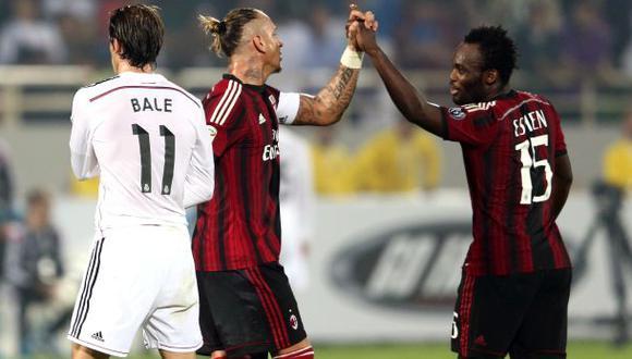 """Real Madrid sufrió un """"duro golpe a su autoestima"""" ante Milan"""