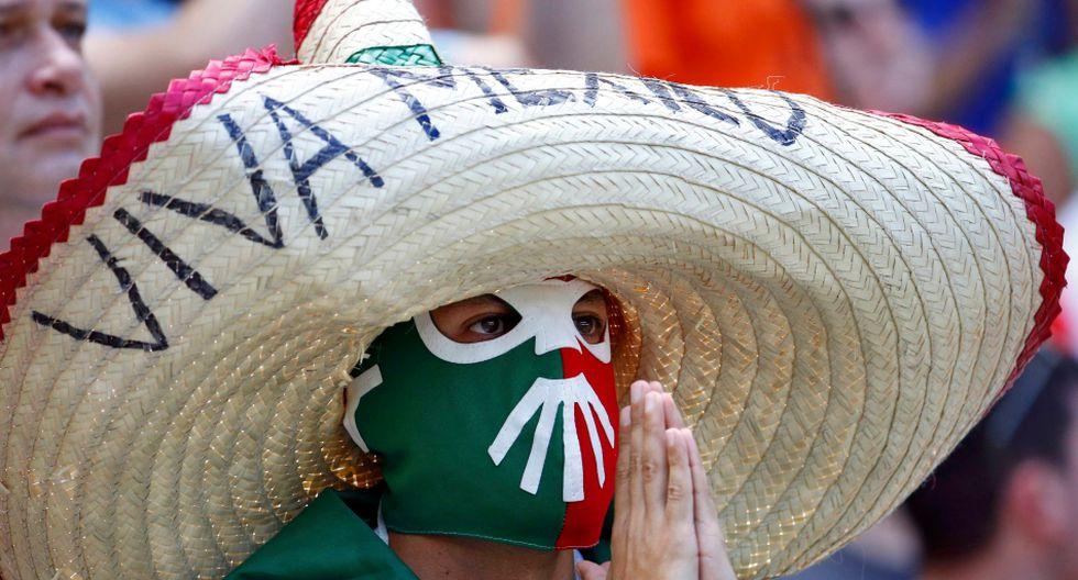 Holanda vs. México: belleza azteca y máscaras en el Castelao - 13