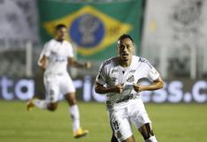 Santos goleó 3-0 a Boca Juniors y clasificó a la final de la Copa Libertadores