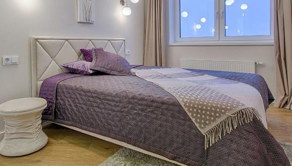 Aprende a tender tu cama como en los hoteles con este video de TikTok. (Foto referencial - Pexels)