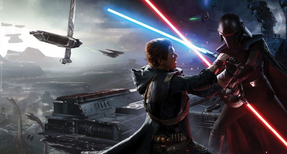 Star Wars Jedi: Fallen Order ya está disponible para PC, PS4 y Xbox One. (Difusión)