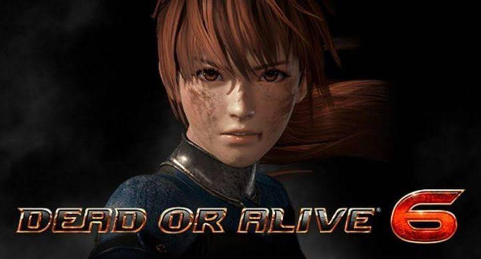 Dead or Alive 6 está disponible para PlayStation 4, Xbox One y PC. (Foto: Team Ninja)