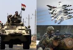 Los 15 ejércitos más poderosos del mundo [FOTOS]