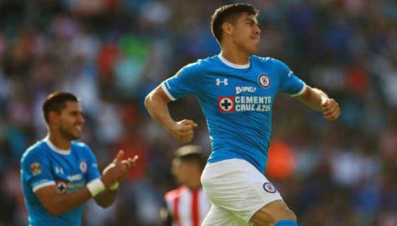 Cruz Azul venció 2-1 a Chivas por la fecha 15 de la Liga MX