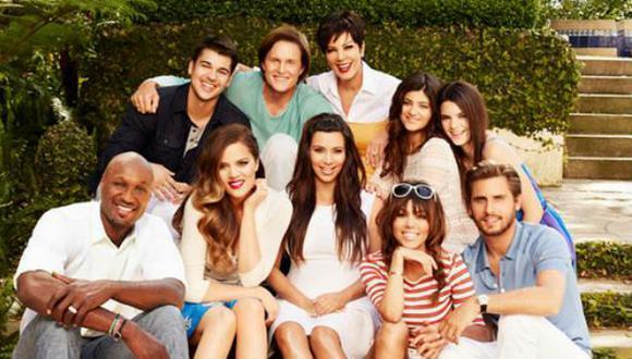 "Se inicia nueva temporada de ""Keeping Up with the Kardashians"""