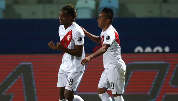 Perú empató 2-2 contra Ecuador por el Grupo A de la Copa América 2021 | Foto: @SeleccionPeru