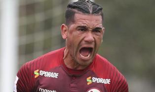 Jonathan Dos Santos: la carta de gol en Universitario de Deportes